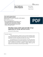 Future Energy Matrix and Renewable Energy