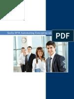 Skelta BPM Automating Enterprise Wide Processes