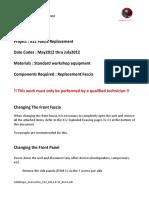 Service Directive_BEHRINGER X32 Fascia.pdf