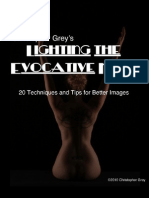 Lighting Evocative Nude