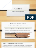 lecture 2-laminated wooden floor