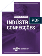 Indústria de confecções na Bahia
