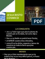 COSMICO JESUCRISTO