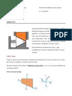Evaluacion 2 - Mecanica I