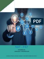 Descripcion_Diferencias_Relacion NAT Y PAT