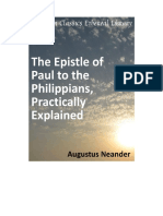 The Epistle of Paul to the Phillipians, Practically Explained - Augustus Neander.pdf