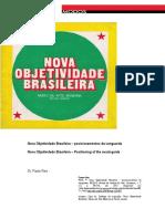 Nova Objetividade Brasileira - Paulo Reis