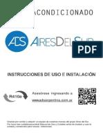 Manual uso e instalacion TREND on off