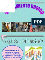 TALLER I EDUCACION SANITARIA