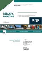 Deuda Provincia de Buenos Aires