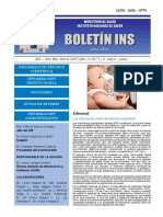 Bol – Inst Nac Salud 2007 Año 13 N.º 5 - 6 mayo - junio