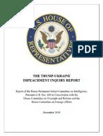 Impeachment Report