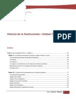 Historia de la gastronomia - Unidad 3.pdf