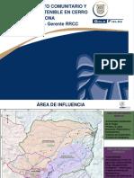 RELACIONAMIENTO COMUNITARIO Y DESARROLLO SOSTENIBLE EN CERRO CORONA