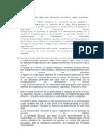 Reflexiones Quiz Proceso Administrativo