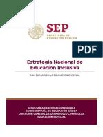 Doc Base_Educación Inclusiva