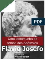 uma testemunha do tempo dos Apóstolos - Flavio Josefo