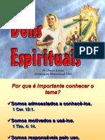 Dons Espirituais power