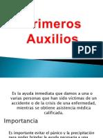 PRIMEROS AUXILIOS JCH Ibarra.pptx