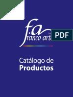 CATÁLOGO FRANCO ARTE 2019 VERSIÓN 7_ESPAÑOL_CORREO ELECTRÓNICO.pdf