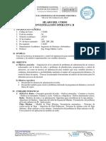 SÍLABO INVESTIGACION OPERATIVA II 2020-0.docx