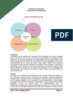 preguntas dinamizadoras II - Dirección comercial
