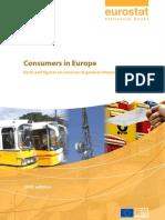 Eutrostat - Consumers in Europe
