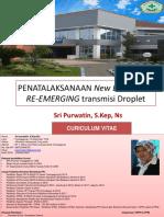 Pur-emerging Re Emerging Droplet