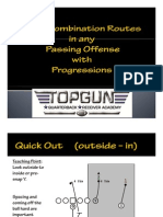 Base Combination Routes 2010