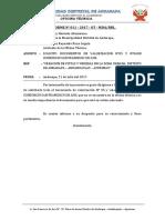 Informe Asistente n011