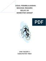 MODUL SMK KELAS XII SEMESTER 1