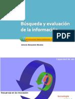 Búsqueda y Evaluación de la Información-v1.1