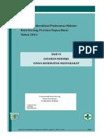 Akreditasi PKM Malanu BAB VI