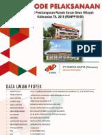 METODE PELAKSANAAN RUSUN 1808 (PUSAT) (PCM) (Banjarmasin).pptx