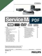 Manual home hts6500-55