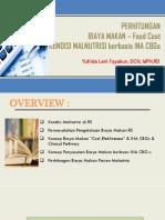 5. Perhitungan Biaya Makan Px Malnutrisi - 2018-1