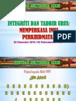 Integriti_dan_Tadbir_Urus_Memperkasa_Imej_Perkhidmatan.pptx