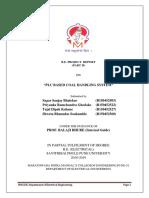 PLC based coal handling system
