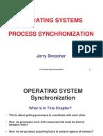 Operating System Process Syncronization