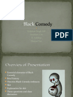 Black Comedy Power Point Finales Testes Test