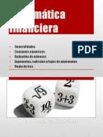 1 CLASE MATEMATICAS FINANCIERAS