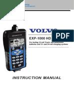 Battery Analyzer Volvo