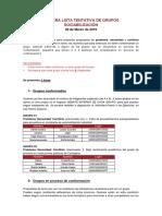01 Primera Lista Tentativa de Grupos - 1901 P.doc