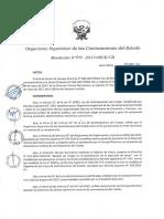 Resolución N° 014-2017-OSCE-CD