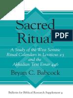 Sacred Ritual
