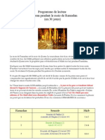 Programme Lecture30jours