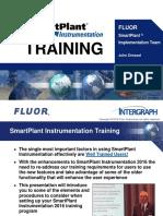 SPI 2016 Training