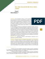Revista iberoamericana es posible una evaluación más rica a nivel universitario