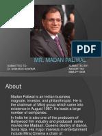 Mr madan paliwal