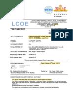 LCOE REPORT LAP-BX-175